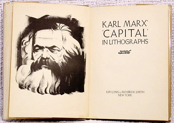 Image result for the capital by karl marx